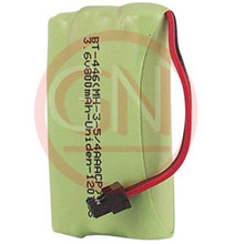 MH-BT446 3.6V Ni-Mh Phone Battery for Uniden BT-446, BBTY0457001,BBTY0512001