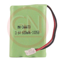 MH-3AAATO 3.6V Ni-Mh Phone Battery for NorthWestern Bell 35861, 36570, 36571, 36580, 36581