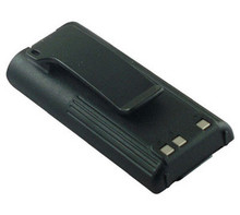 Replaces Icom BP-210 IC-F4GT, IC-F4GS, IC-F11, IC-F11S 2-Way Radio Battery (Ni-Mh, 2300mAh, 7.2V) with Plastic Belt Clip