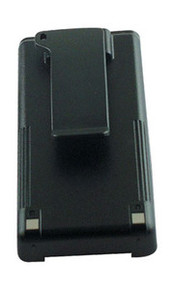 Replacement Battery for Icom IC-A4, IC-F3, IC-F3S, IC-F4, IC-F4S, IC-F4TR, IC-T2A, IC-T2E, IC-T2H 2-Way Radio (Ni-Mh, 2300mAh, 9.6V)
