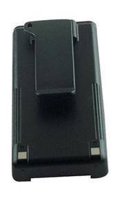 Replaces Icom BP-195 BP-196 2-Way Radio Battery (Ni-Mh, 1850mAh, 9.6V)