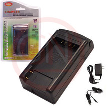 Smart Battery Charger for Canon BP-511, BP-512, BP-522, BP-535 Batteries