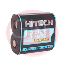 Hitech CRP2 Lithium 6V Battery for Cameras, Photo Equipment