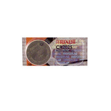 1 Maxell CR2025 Lithium Coin Cell Battery