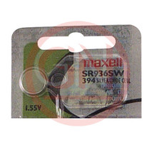 1 Maxell SR936SW, 394 Silver Oxide Watch Battery