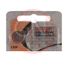 1 Maxell SR1130SW, 390 Silver Oxide Watch Battery