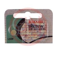 1 Maxell SR527SW, 319 Silver Oxide Watch Battery