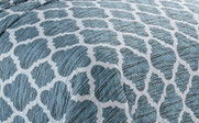 Honor Quilted Design Pattern