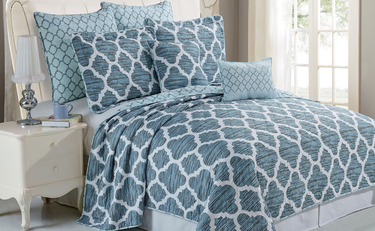Honor Quilted Bed Spread Set Collection