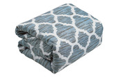 Honor Quilted 7 Piece Bed Spread Folded