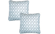 Honor Quilted 7 Piece Bed Spread Euro Shams