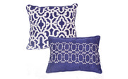 Montgomery Quilted Throw Pillows