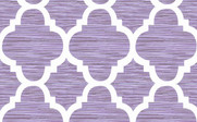 Lavender Honor Curtain and Throw Pillow Set Pattern Detail