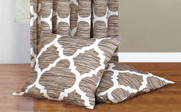 Wind Chime Honor Throw Pillow Shell Set
