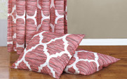 Bridal Rose Honor Throw Pillow Shell Set