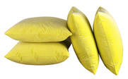 Serenta Supersoft Pillow Shell 4 Piece Set Buttercup