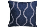 Charleston Printed Quilted 6 Piece Bed Spread Set Throw Pillow 3