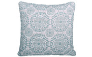 Marina Medallion Printed Quilted Throw Pillow Two