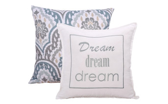 Tivoli Ikat Mixed 2 Piece Pillow Set