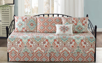 Bennington Damask Daybed Set