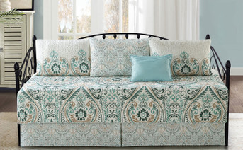 Visionary Damask Daybed Set