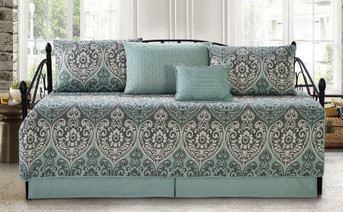Kingston Damask 6 Piece Daybed Set
