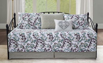 Ravello Scroll 6 Piece Daybed Set