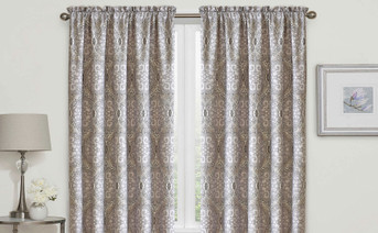 Melody Curtain Set