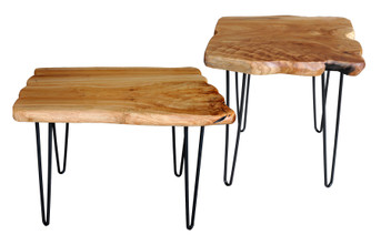 Cedar Roots Coffee 4 Leg Table