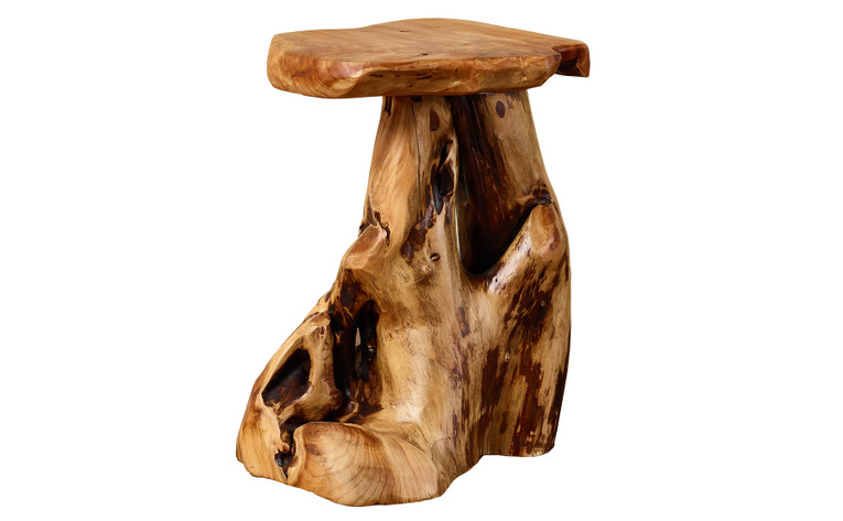 Cedar Roots Table Stand