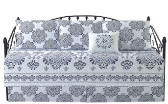 Medallion 6 Piece Daybed Set