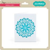 Mandala Card 1