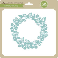 Butterfly Wreath 2