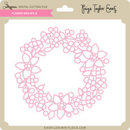 Flower Wreath 8