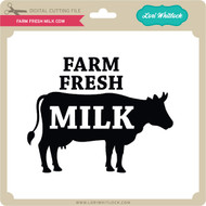 Farm Fresh Milk Cow