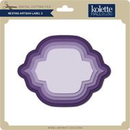 Nesting Artisan Label 3