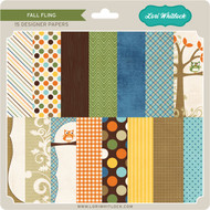 Pattern Fill Set Fall Fling