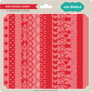 Pattern Fill Set Mod Cherry