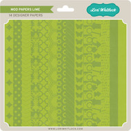 Pattern Fill Set Mod Lime