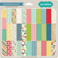 Pattern Fill Set Mod Multicolored