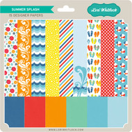 Pattern Fill Set Summer Splash