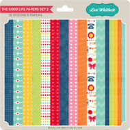 Pattern Fill Set The Good Life Set 2