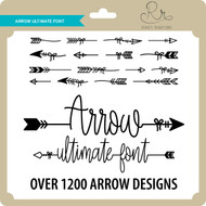 Arrow Ultimate Font