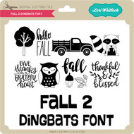 Fall 2 Dingbats