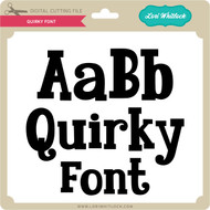 Quirky Font