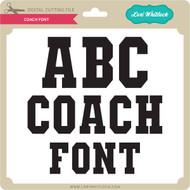 Coach Font