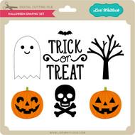 Halloween Graphic Set