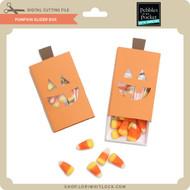 Pumpkin Slider Box