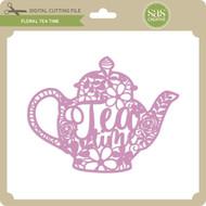 Floral Tea Time