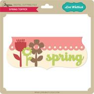 Spring Topper